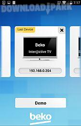 beko tv remote
