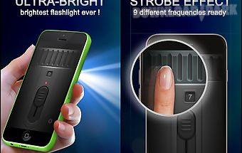 Real flashlight - ultra bright