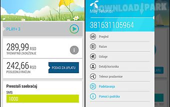 Telenor e post android