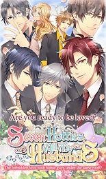 seven hotties, all my husbands