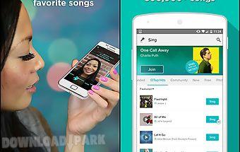 Sing downloader for smule Android Aplicaçõe Baixar grátis em Apk