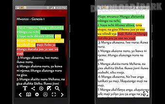 Swahili bible3d