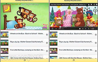 Nursery rhymes+songs for kids