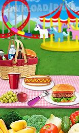 carnival snack - food maker!