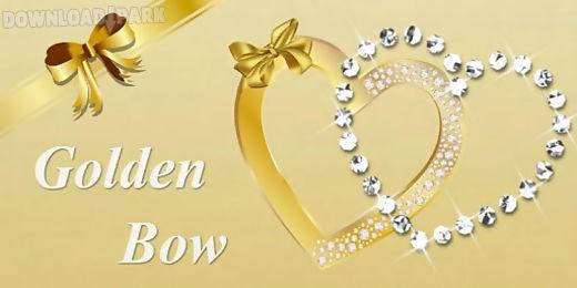 golden bowknot