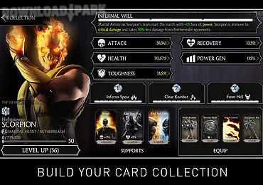 Mortal kombat x mobile apk