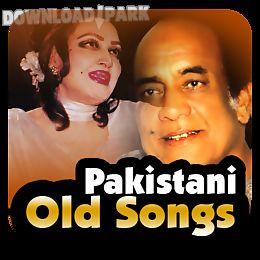pakistani old songs