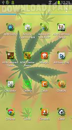 rasta theme for adw launcher