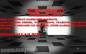 Silent insanity p.t.