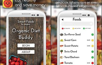 Smart foods organic diet buddy