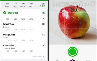 Calorie counter by fatsecret