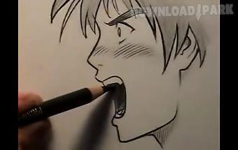 Draw anime - manga tutorials
