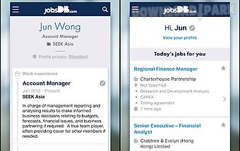 Jobsdb job search