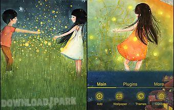 Oshong firefly girl