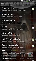 skeleton in hellfire lwp