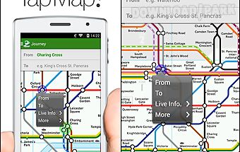 Transit london uk by navitime