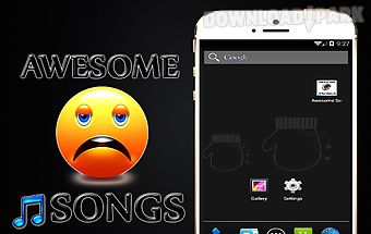 Awesome sad songs