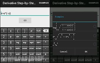Derivative step-by-step calc