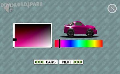 games for children cars