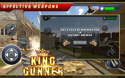 king of gunner