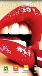 lips live wallpapers