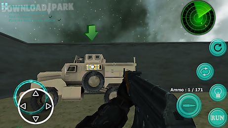 swat sniper shooting
