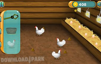 Farm games - save the farm