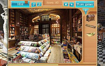 Free hidden objects : book