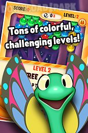 gecko pop - bubble shooter