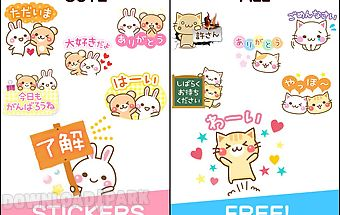 Honorific bear stickers free