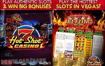 Hot shot casino slots™ free