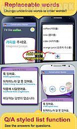 korean conversation masterpro