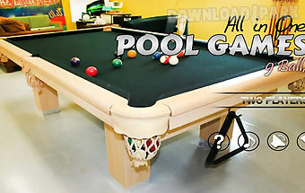 Pool game free offline
