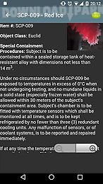 scp database
