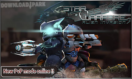 star warfare:alien invasion hd