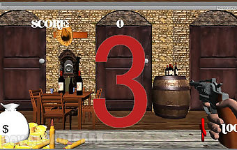 Tavern bouncer 3d