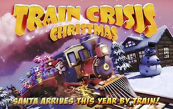 Train crisis christmas
