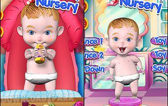 Baby care nursery - kids game