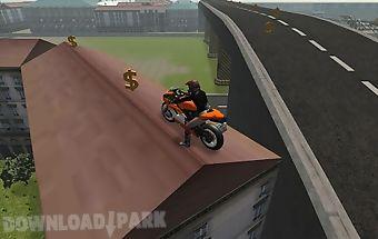 City bike racing : turbo game