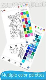 colorish mandala coloring book