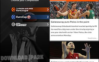 Euroleague mobile