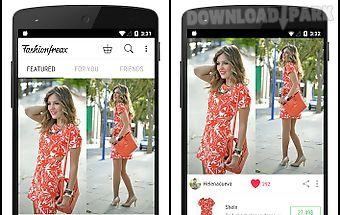 Fashion freax street style app
