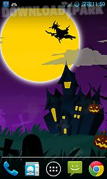 halloween live wallpaper (pro)