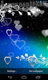 heart live wallpaper free