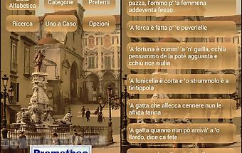 Proverbs of naples