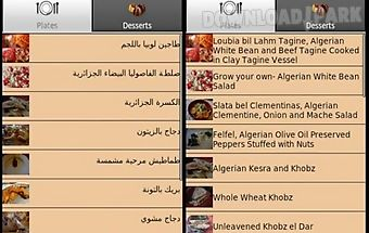 Arabian recipes lite