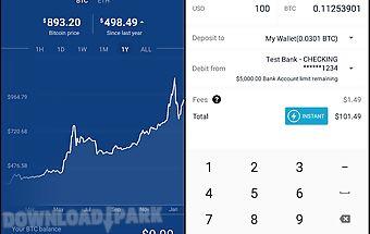 Bitcoin wallet - coinbase