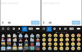 Color emoji - emoji keyboard
