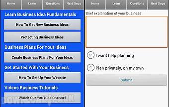 Entrepreneur business ideas