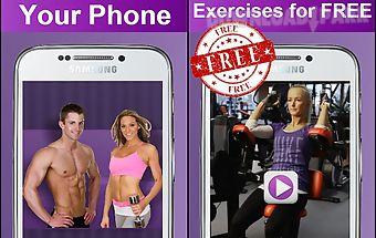 Men gym workout routines